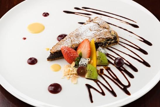 Lenzi's Bangkok dessert